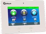 "Melaleuca Security 7"" Advanced Wireless Security Kit IQ Panel"